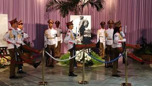 Kuba: rozpoczęły się oficjalne uroczystości pożegnania Fidela Castro