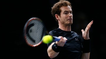 2015-11-06 Murray i Ferrer pierwszymi półfinalistami w Paryżu