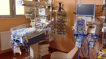 Pomoc dla 3,5 tysiąca małych pacjentów. Klinika Neonatologii w Centrum Zdrowia Dziecka zmodernizowana dzięki Fundacji Polsat