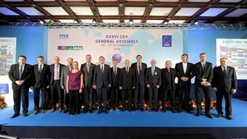 2015-10-17 Papke trafił do Zarządu CEV, Przedpełski w strukturach FIVB