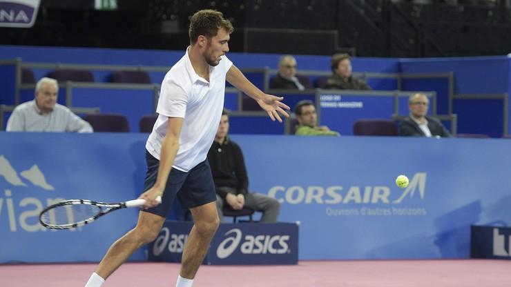 Janowicz już w półfinale w Montpellier! Pokonał Simona!