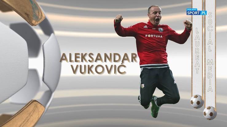 Gala PN: Vuković piłkarzem roku 2016 w social media
