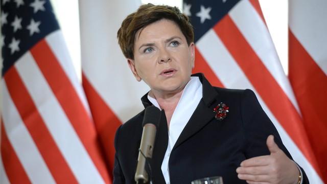Beata Szydło ma konto na snapchacie - ulubiony serwis gimnazjalistów idealny dla polityków?