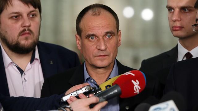 Kukiz'15 złożył w Sejmie projekt zmian w konstytucji ws. TK