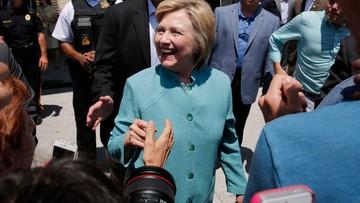 """07-07-2016 05:28 """"Manipulacja"""". Trump o umorzeniu śledztwa ws skrzynki mailowej Clinton"""