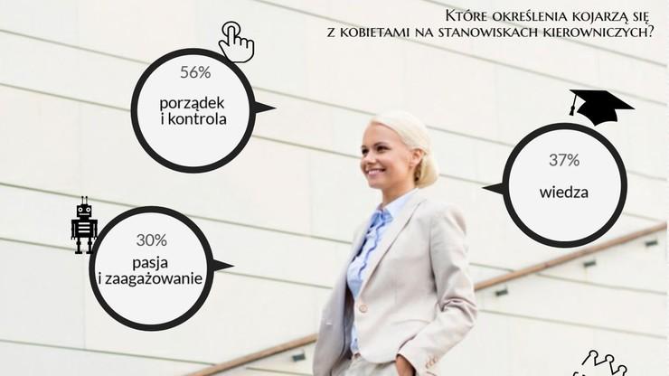 Kobieta-szef kojarzona jest z porządkiem i kontrolą, ale i z emocjonalnością