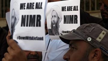 """04-01-2016 06:00 Iran: egzekucja Nimra al-Nimra """"wielkim błędem"""" Arabii Saudyjskiej"""
