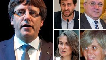 06-11-2017 20:35 Belgijski sąd 17 listopada zajmie się ekstradycją Puigdemonta