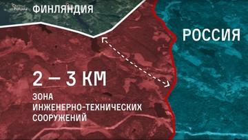 13-10-2016 18:05 Generał rosyjskiego FSB sprywatyzował odcinek granicy z Finlandią