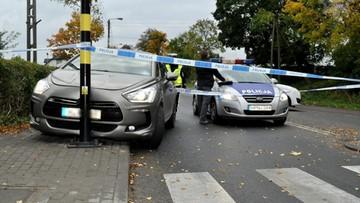 Pościg za skradzionym w Berlinie citroenem zakończony na latarni. Rozbito szajkę złodziei samochodów