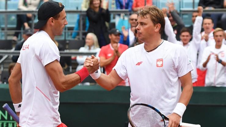 Matkowski o Pucharze Davisa: Zmiana ustawienia przyniosła efekt