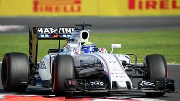 2016-11-03 Formuła 1: Stroll zastąpi Massę w ekipie Williamsa w nowym sezonie