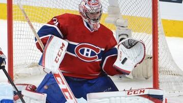 2016-10-30 Liga NHL: Dubnyk w trzecim kolejnym meczu nie puścił gola