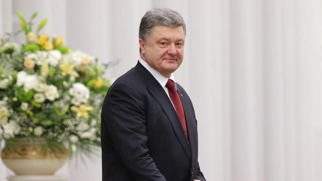 Poroszenko: Rosja potrzebuje całej, lecz słabej Ukrainy