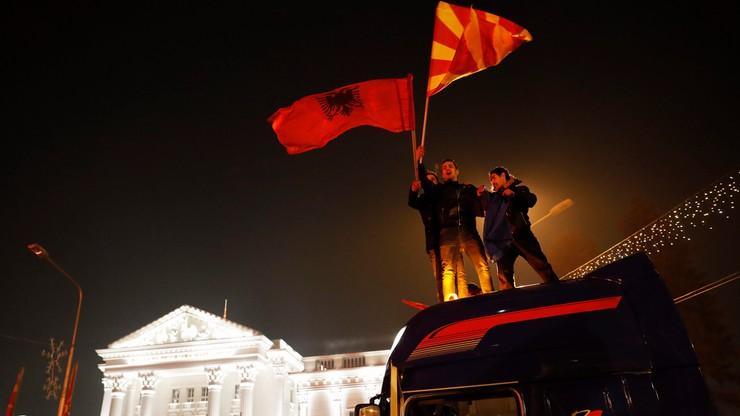 Prowadzi partia Gruewskiego. Przedterminowe wybory parlamentarne w Macedonii