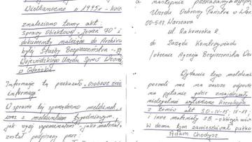 09-08-2016 19:53 Wybuch w kamienicy w Gdańsku a akta Wałęsy. Cenckiewicz: znalazłem niesamowity dokument