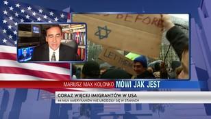 Mariusz Max Kolonko - Ameryka traci swoją etniczną tożsamość