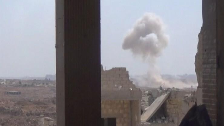Syria: rebelianci zbliżyli się do miasteczka Dabik kluczowego dla IS