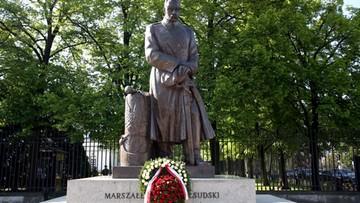 12-05-2016 16:33 Uczczono rocznicę śmierci Piłsudskiego i Andersa