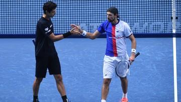 2017-11-18 ATP Finals: Kubot i Melo w finale!