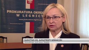 Śledztwo w sprawie kopalni :Rudna przeniesione do Legnicy