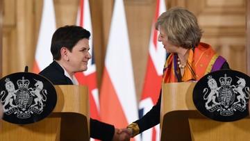 28-11-2016 17:58 Szydło o Brexicie: liczą się gwarancje dla polskich obywateli w Wlk. Brytanii