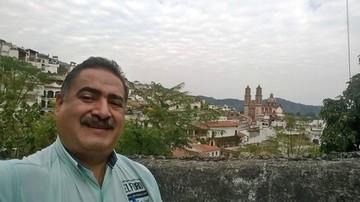 26-04-2016 05:51 W Meksyku zastrzelono kolejnego dziennikarza