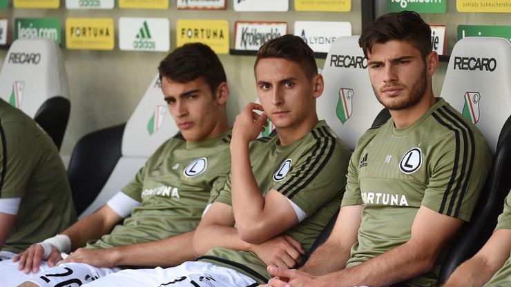 Młody talent z Legii na treningu w Juventusie