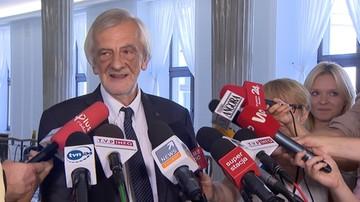 12-09-2016 13:57 Terlecki: wizyta Komisji Weneckiej to bardziej wizyta krajoznawcza