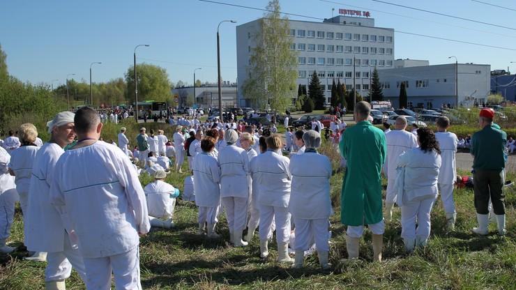 Śledztwo prokuratorskie ws. wycieku amoniaku w zakładach drobiarskich