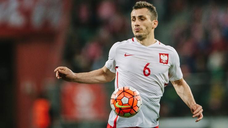 Euro 2016: Kontuzja kolejnego pomocnika! Jodłowiec nie trenował