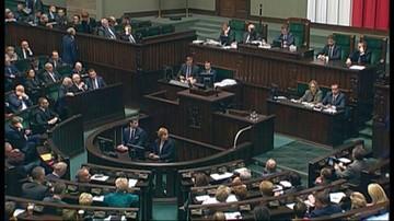 2016-10-20 Po gorącej dyskusji Sejm przyjął polsko-ukraińską Deklarację pamięci i solidarności