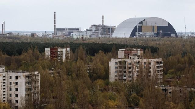 30 lat po katastrofie w Czarnobylu. W niektórych rejonach wciąż utrzymuje się skażenie