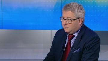 Czarnecki: to wyraźny kurs emigracyjno sceptyczny i przesunięcie na prawo