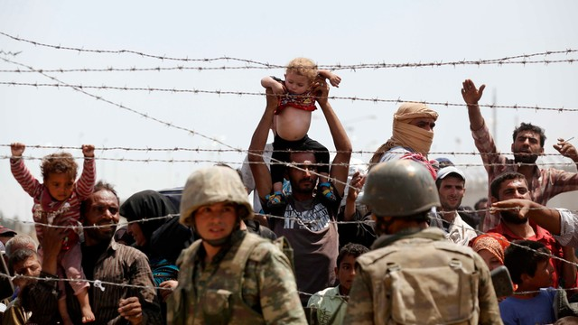 Syria: prawie 100 ugrupowań opozycji chce przystąpić do rozejmu