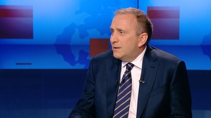 """Czy PO nie skupia się za bardzo na walce z rządem? Grzegorz Schetyna w programie """"Gość Wydarzeń"""""""