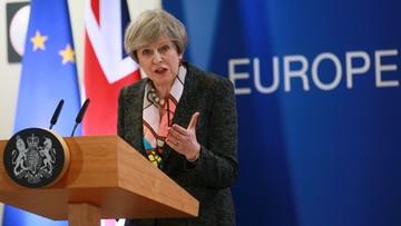 Początek Brexitu z końcem marca. Rzecznik May ucina spekulacje