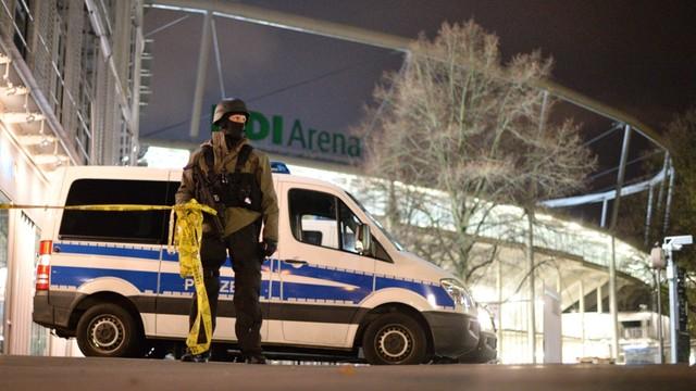 Mecz Niemcy - Holandia odwołany ze względów bezpieczeństwa
