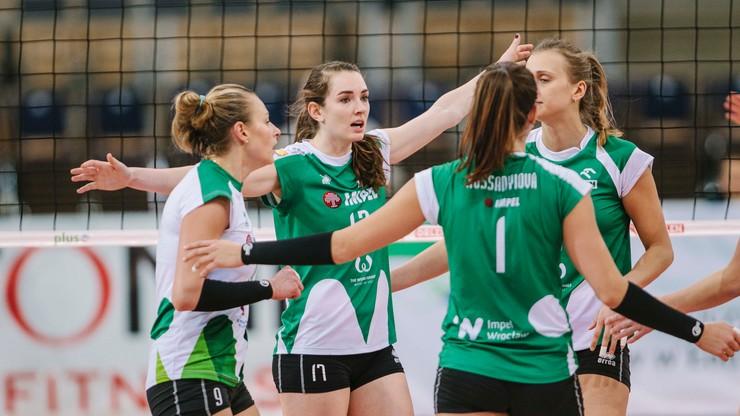 Półfinał Pucharu Polski: Grot Budowlani Łódź - Impel Wrocław. Transmisja w Polsacie Sport