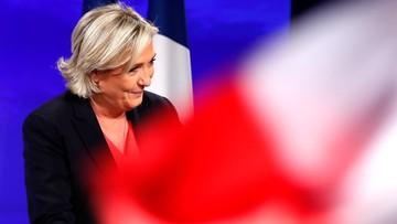 07-05-2017 20:32 Le Pen: wynik wyborczy historycznym sukcesem Frontu Narodowego