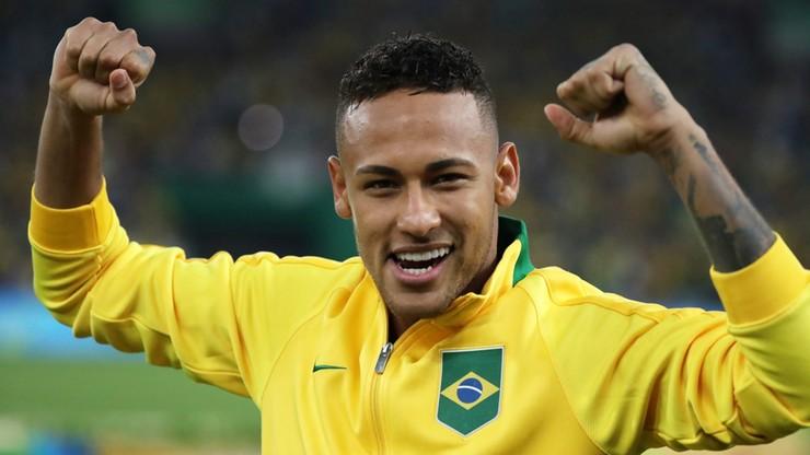 Neymar zrezygnował z noszenia kapitańskiej opaski reprezentacji Brazylii