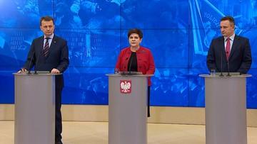 25-04-2017 15:17 Szydło: nadisnp. Tomasz Miłkowski szefem Biura Ochrony Rządu. Powstanie nowa formacja
