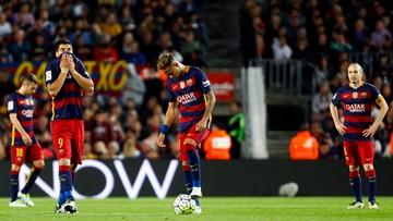 17-04-2016 22:43 Porażka Barcelony, choć Messi strzelił 500. bramkę w karierze