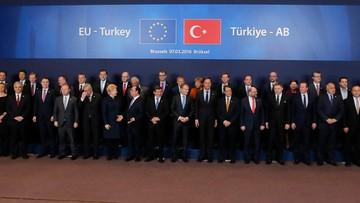 07-03-2016 22:06 UE: zastrzeżenia do propozycji Turcji ws. migracji. Rozmowy mogą potrwać