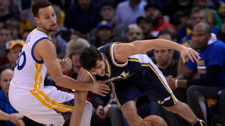 Curry najlepszym sportowcem USA w plebiscycie AP