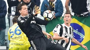 2017-09-19 Szczęsny znowu w bramce Juventusu! Zagra w prestiżowym meczu