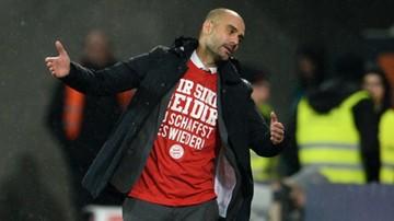 2016-02-17 Guardiola nie będzie mógł kupować piłkarzy Bayernu Monachium