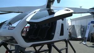 Osobisty helikopter sposobem na korki. Pomysł amerykańskich konstruktorów