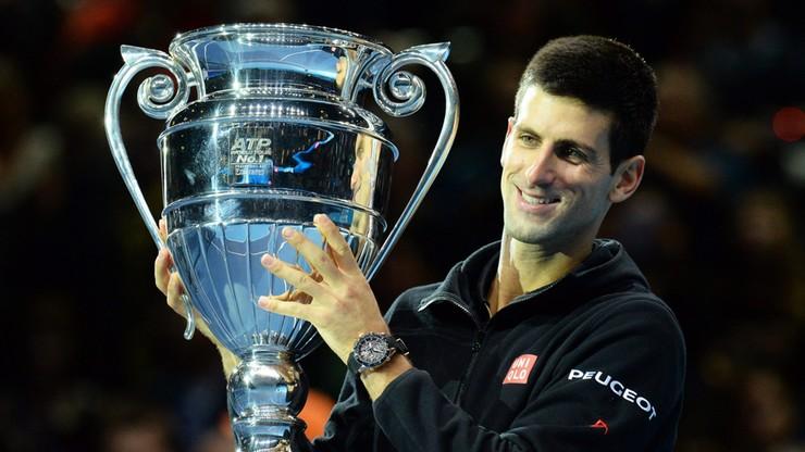 Berdych rozbity. Djokovic liderem rankingu na koniec sezonu