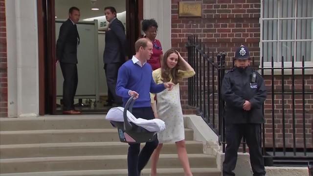 Olivia zamiast Charlotte? Książę William chciał nadać córce inne imię